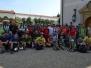 16. letný zraz turistov RR TO v Nitrianskej Strede 24. - 26. 6. 2016