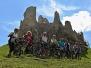 Cyklotúra na hrad Hrušov 14.8.2016
