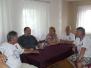 Návšteva priateľov z KČT v Krásnej Lípe