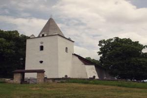 kostol Sádok